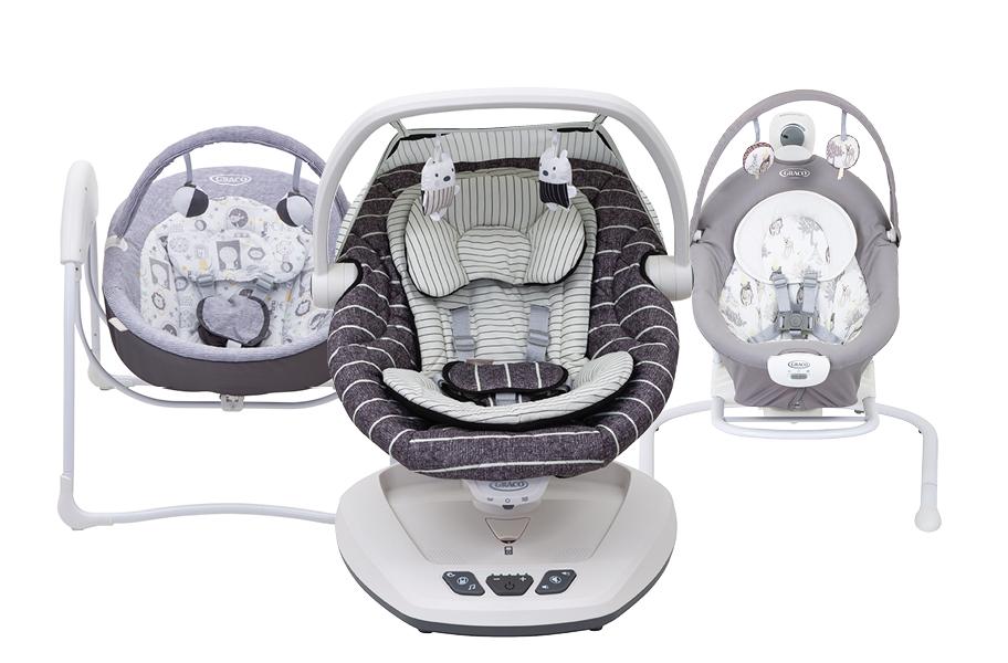 Graco elektrische Babyschaukeln